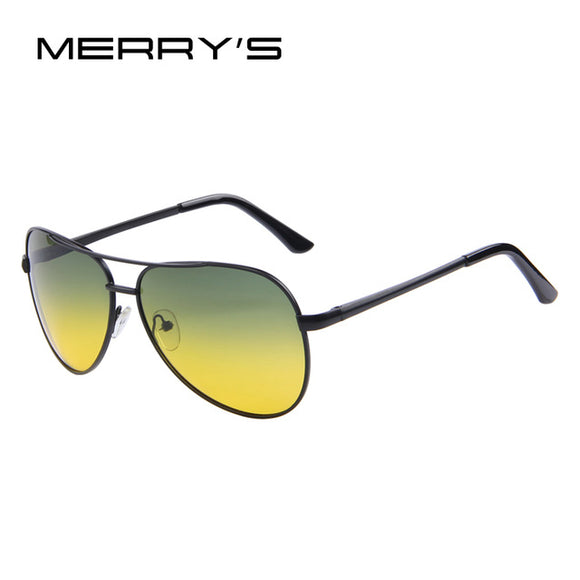 MERRY'S Men Polaroid Sunglasses