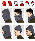 Winter Thermal Multi Purpose Face Warmer Hood