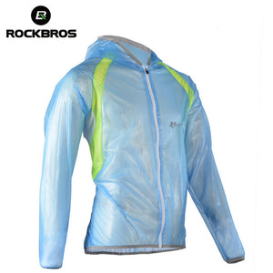 ROCKBROS MTB Windproof TPU Jacket