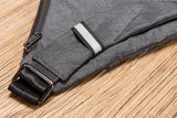 NewBring Compact Single Shoulder Bags for Men Waterproof Nylon Crossbody bags Male Messenger Bag