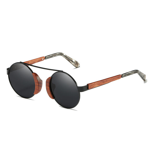 Wood Framed Spectacles