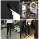 High-Waist Full-Length Sports Leggings