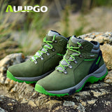 MERRTO CA Waterproof Hiking Boots Mens Lightweight