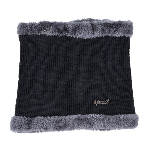 Winter Knitted Neck Warmer