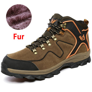ZHJLUT 2018 Unisex Hiking Trail Boots