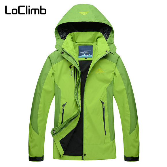 LoClimb Outdoor Sports Windbreaker