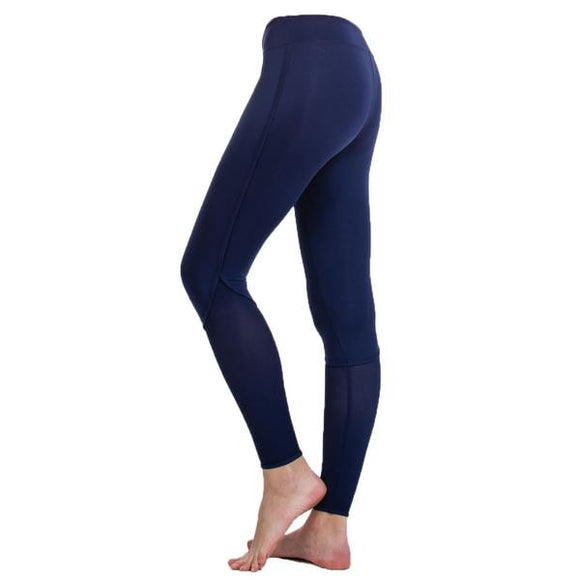 Womens Black Compression Leggings