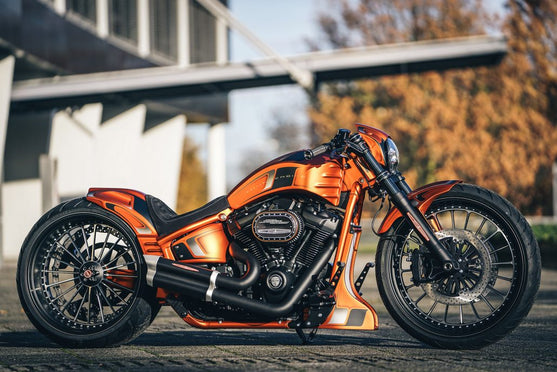 Custom Harley 2018 - Harley Softail Brake Out Custom