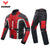 DUHAN Motorcycle Jacket Cold-proof - Motorcycle Pants Moto Suit Protective Gear Set - MOTORCYCLES CLUB.NET