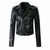 Womens Motorcycle Faux Leather Jackets Lady Biker - MOTORCYCLES CLUB.NET