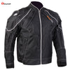 Motorcycle Men's Protecitve Jackets Carbon fiber Shoulder Street Road Motocross Body Armour Carbon fiber Protective Gear Jackets - MOTORCYCLES CLUB.NET