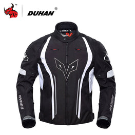 DUHAN Men Racing Jacket Motorcycle Waterproof Jacket - MOTORCYCLES CLUB.NET