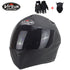 Modular Motorcycle Helmet DOT Full Face With Lens