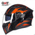 GXT Bluetooth READY Flip Up Motorcycle Helmet Double Lens - MOTORCYCLES CLUB.NET