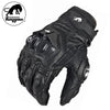 Motorcycle Gloves Moto Racing Carbon Fiber Leather Racing Sports Gloves - MOTORCYCLES CLUB.NET