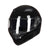 ILM DOT Approved Double Lens Flip Up Motorcycle Helmet Casco Racing Capacete With Inner Sun Visor Matte Black - MOTORCYCLES CLUB.NET