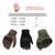 Motorcycle Gloves Full Finger Outdoor Sport Racing Motorbike Motocross Protective Breathable Glove - MOTORCYCLES CLUB.NET