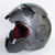 IRONMAN Motorcycle Helmet - Combat Grey - MOTORCYCLES CLUB.NET