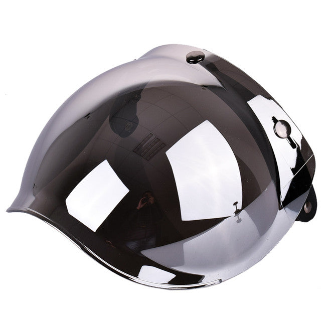 0164c4c9 Universal Flip up Lens Bubble Visor Face Shield Mask for Bitwell TORC Vintage  Retro Motorcycle Helmet