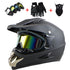 Professional Off Road Motorcycle Helmet Mens DOT Approved