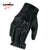 Touch Screen Motorcycle Gloves Goatskin Leather Full Finger - MOTORCYCLES CLUB.NET