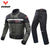 DUHAN Windproof Motorcycle Racing Suit Protective Gear Armor Motorcycle Jacket+Motorcycle Pants Hip Protector Moto Clothing Set - MOTORCYCLES CLUB.NET