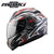 Navy&Wolf Full Face Motorcycle Helmet Motor Cross Capacetes Casque Nenki Helmets 802 - MOTORCYCLES CLUB.NET