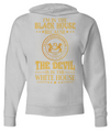 I'm In The Black House Unisex Zip Hoodie