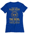 I'm In The Black House Women's T-Shirt