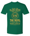 I'm In The Black House Men's T-Shirt