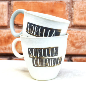 Tea Cup Sorella Outsider