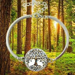 Tree Of Life Bracelet Forest