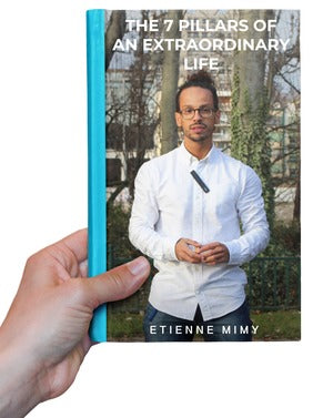 The 7 pillars of an extraordinary life health ebook Etienne Mimy