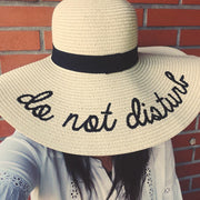 Do Not Disturb Hat