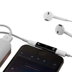 Headphones And Charger Plug for iPhone