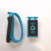 Lazy Phone Holder Smartphone iPhone Tablet Blue