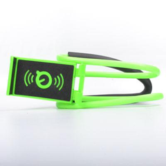 Lazy Phone Holder Smartphone iPhone Tablet Green