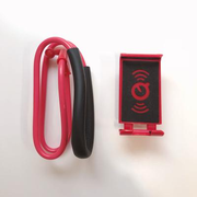 Lazy Phone Holder Smartphone iPhone Tablet Red