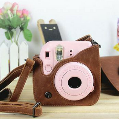 Leather Instax Case