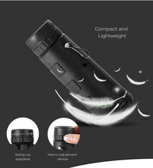 smartphone telescope light design feature camping