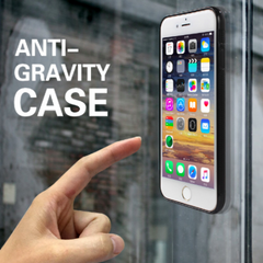 anti gravity phone case window