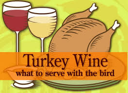 Turkey Wine - what to serve with the bird