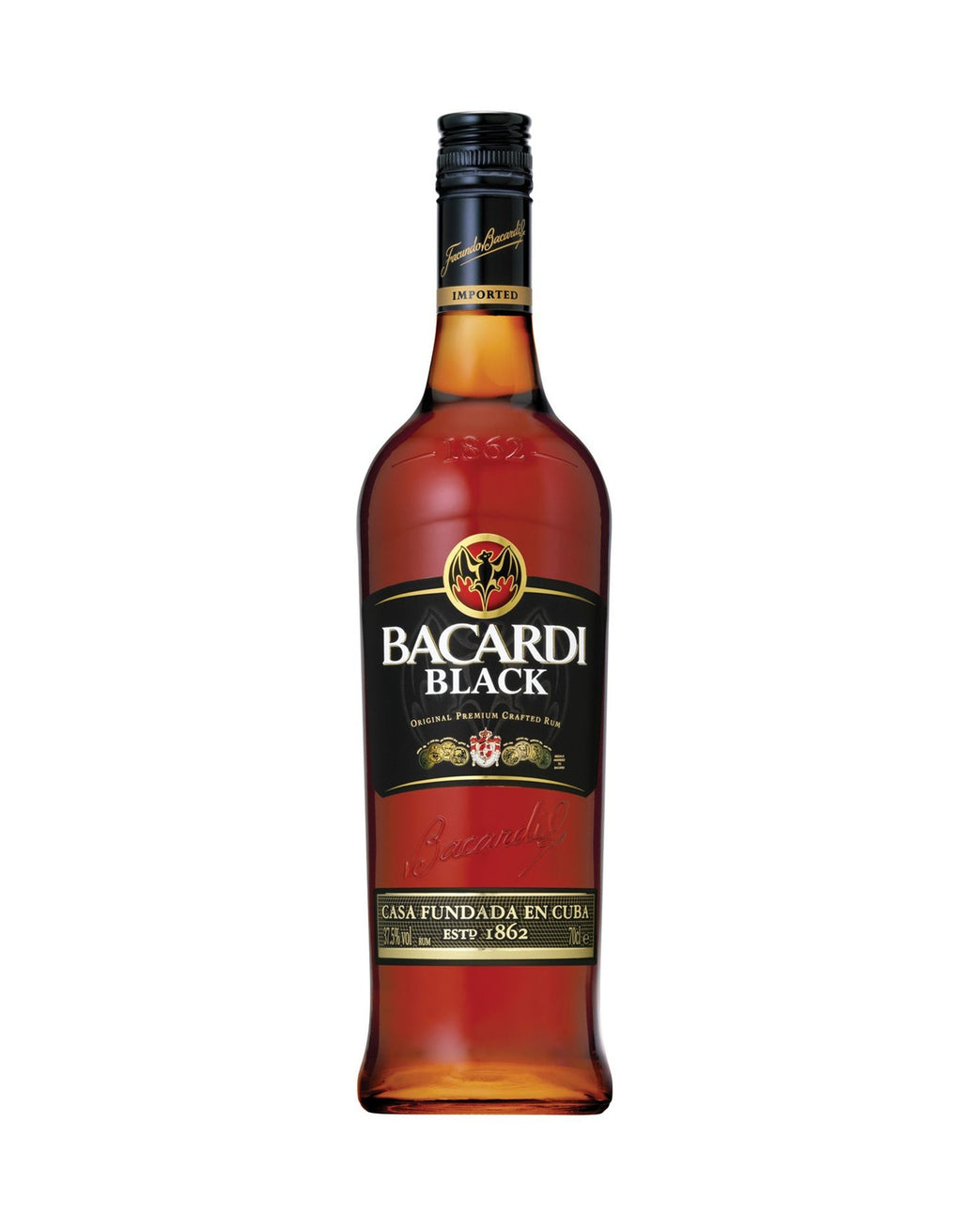 Bacardi Black - 750 ml
