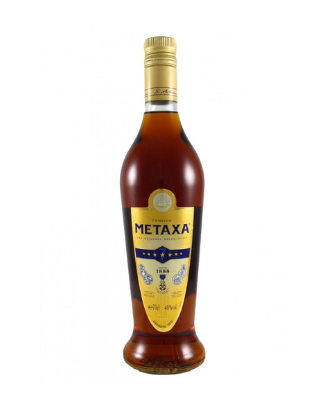 Metaxa Gold Label 7 Stars