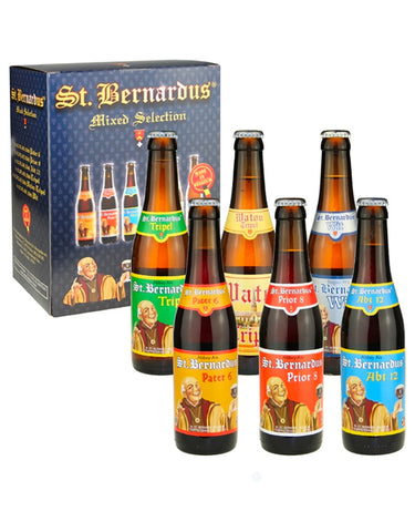 St Bernardus Mixed Pack - 6 Bottles