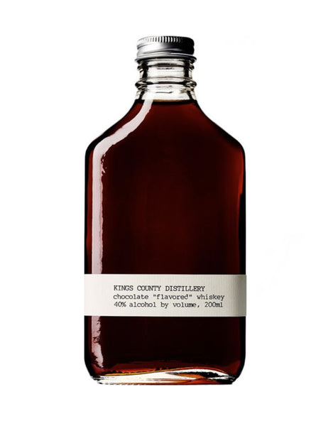 Kings County Chocolate Whiskey - 375 ml