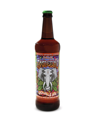 Phillips Amnesiac Double IPA 650 ml - Single Bottle