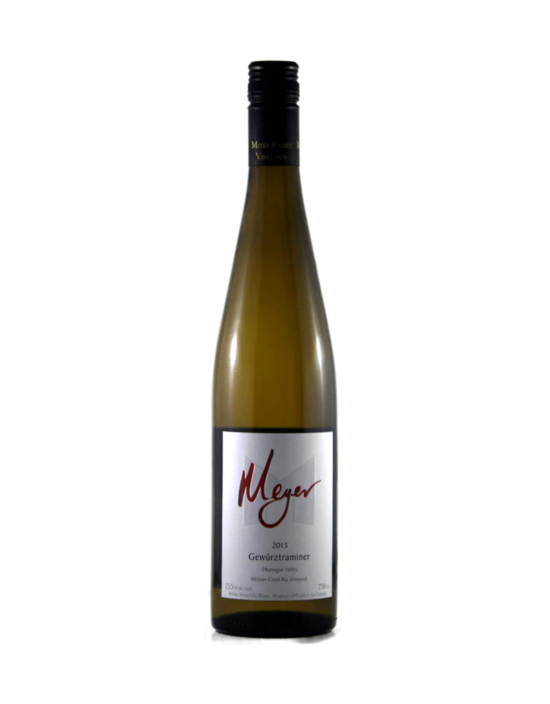Meyer Family Gewurztraminer 2015