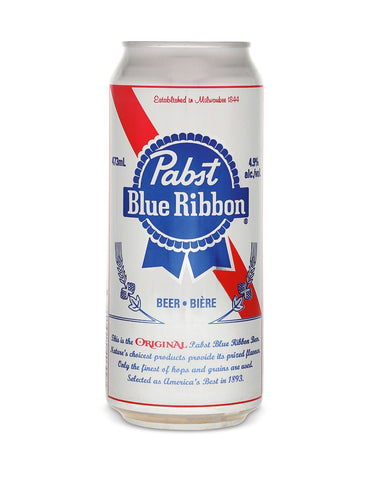 Pabst Blue Ribbon 473 ml - 6 Cans