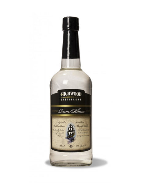 Highwood White Rum - 1.14 Litre Bottle